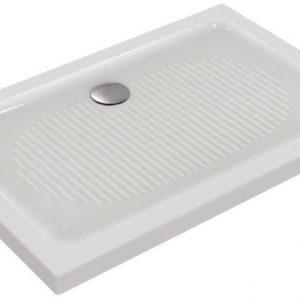Receveur CONNECT rectangulaire 120 x 80 cm, blanc IDEAL STANDARD