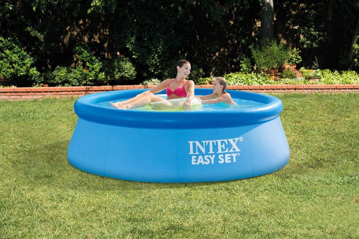 Piscine 76m Easy Intex™ Set 2 44 8ft 0 Ø x gonflable iwXluTkZOP