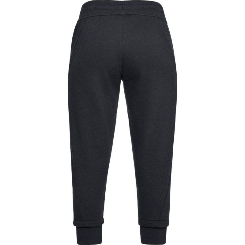 Under-Armour-femme-s-Cotton-Fleece-Slim-Jogger-Running-Noir-2
