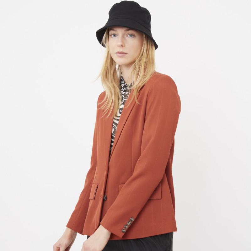 blazer-femme-orange-minimum-1