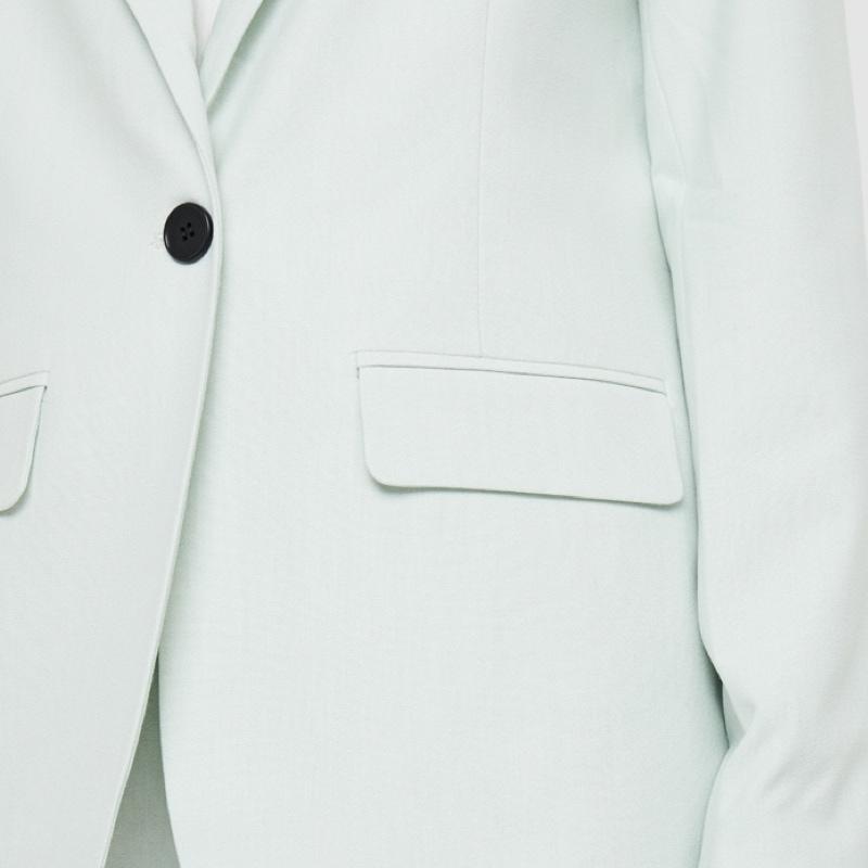 blazer-femme-selected-turquoise-1