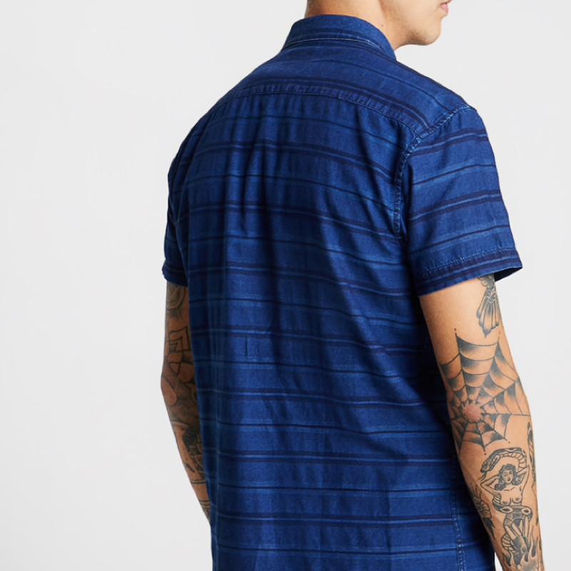 chemise-bleu-minimum-homme-2