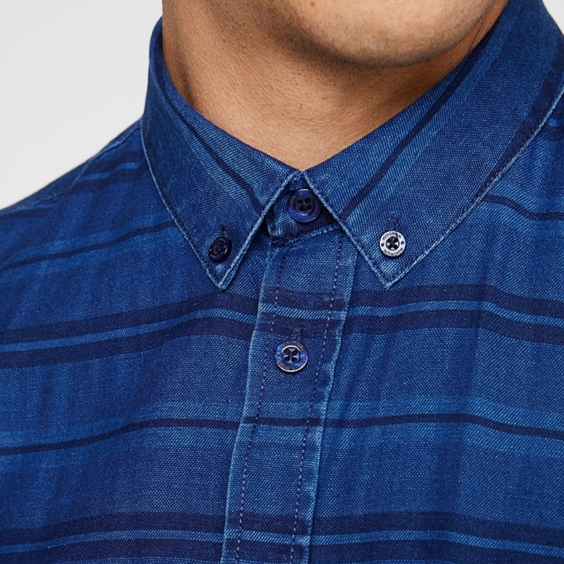 chemise-bleu-minimum-homme-3