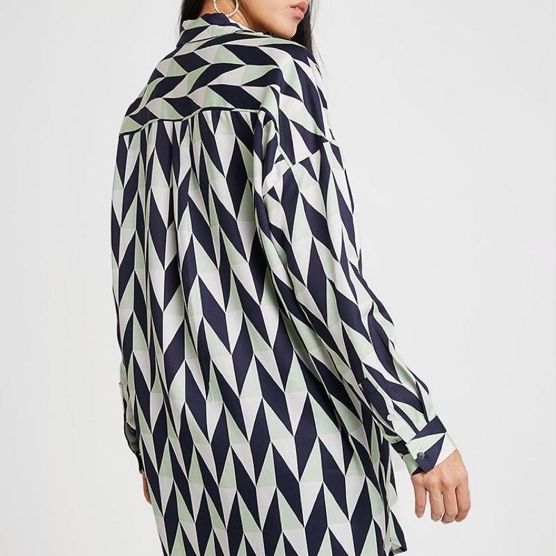 chemise-longue-selected-femme-imprimé-1
