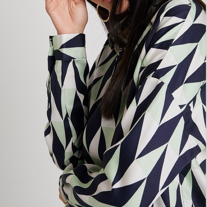 chemise-longue-selected-femme-imprimé-2