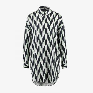 Chemise - SELECTED Slfrikki Long Shirt B Femme