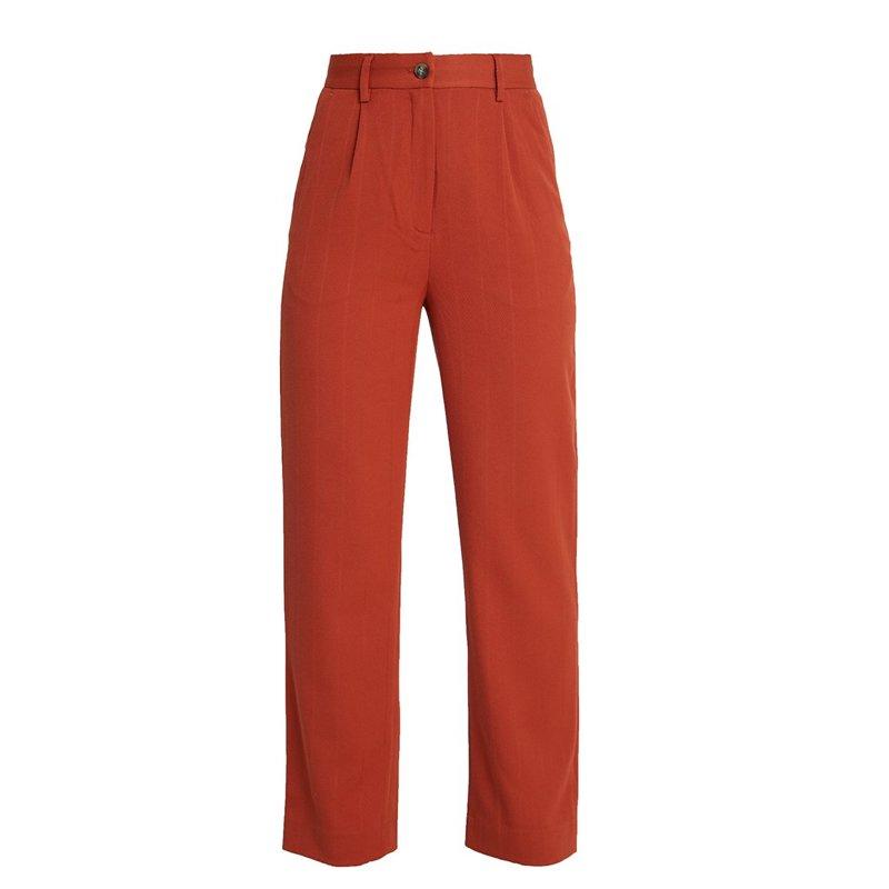 pantalon-femme-marron-minimum-1