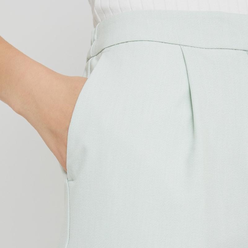 pantalon-selected-turquoise-femme-1