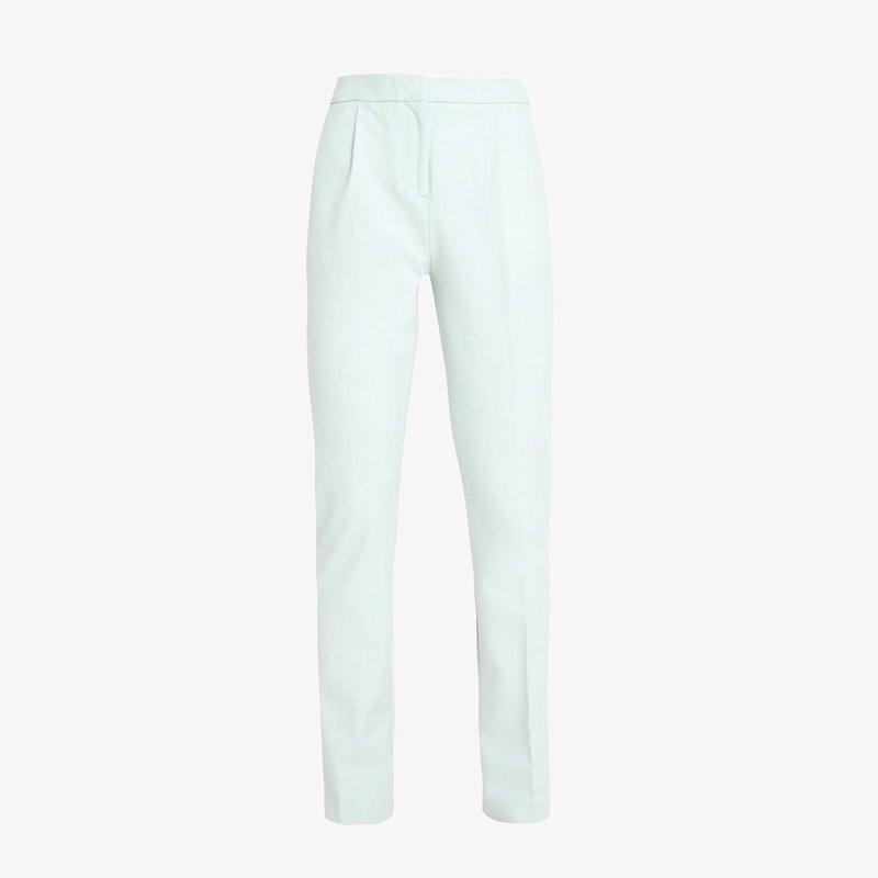pantalon-selected-turquoise-femme-4