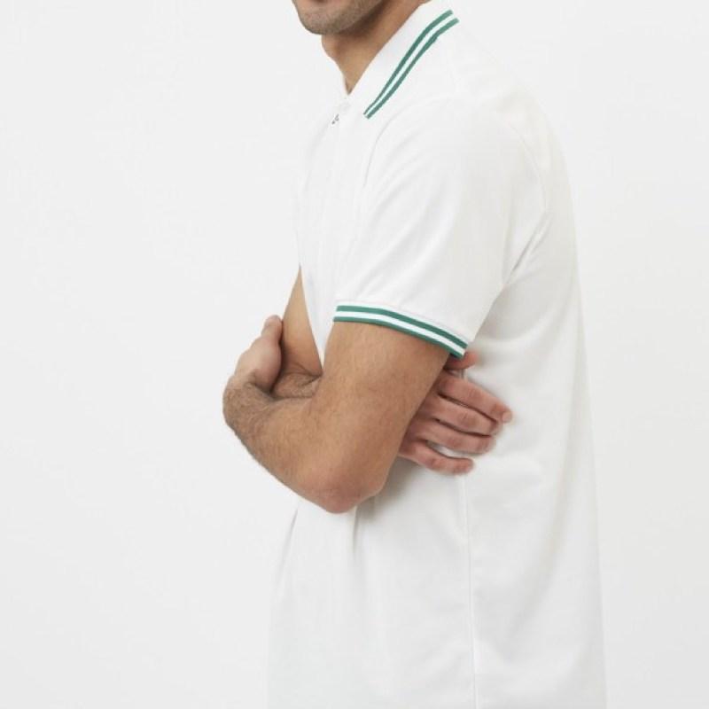 polo-minimum-homme-blanc-vert-1