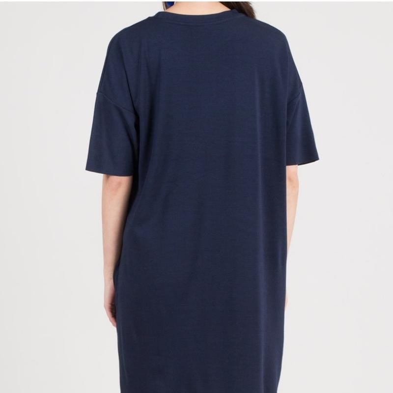 robe-courte-bleu-gris-femme-minimum-3