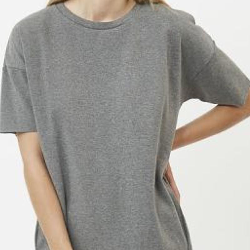 robe-courte-bleu-gris-femme-minimum-5