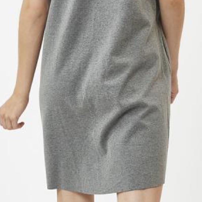 robe-courte-bleu-gris-femme-minimum-6