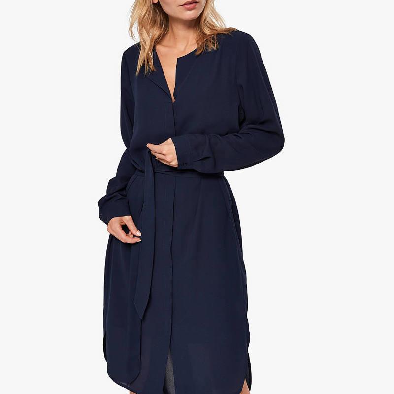 robe-selected-femme-bleu-dress-1
