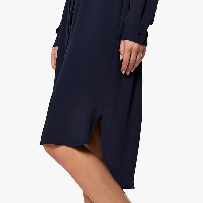 robe-selected-femme-bleu-dress-3