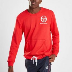 sweat-sergiotacchini-homme-rouge-1