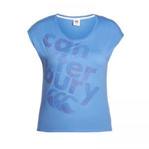 Tee Shirt de Sport- CANTERBURY Femme XS