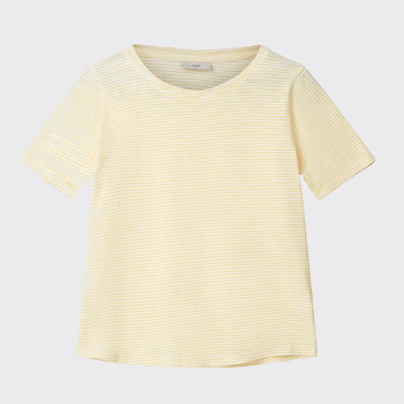 teeshirt-femme-jaune-minimum-3
