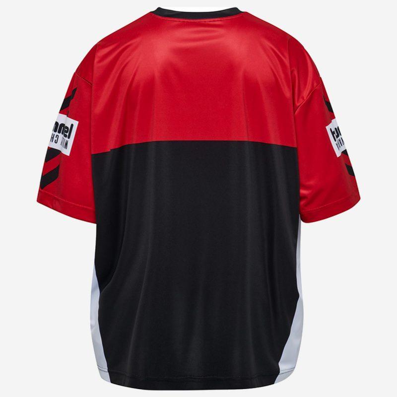 teeshirt-hummel-homme-rouge-2