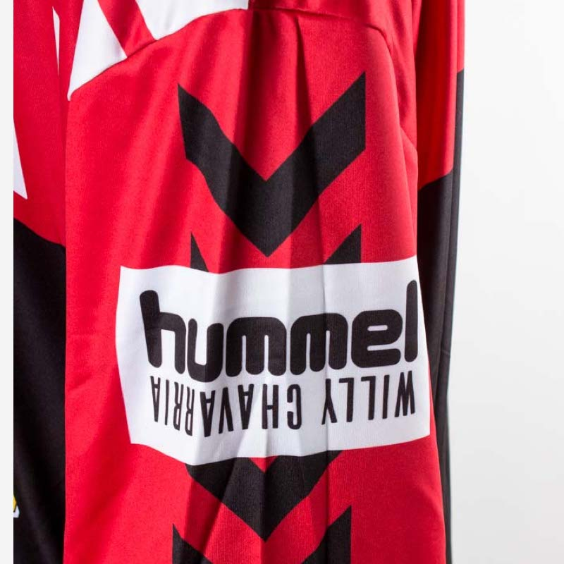 teeshirt-hummel-homme-rouge-3