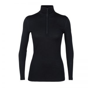 Base Layer - ICEBREAKER 200 Oasis Bodyfit Long Sleeve