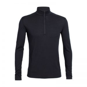 Base Layer - ICEBREAKER 200 Oasis Long Sleeve Half Zip