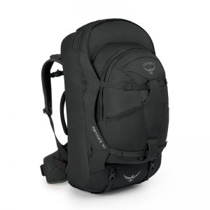 sac à dos osprey farpoint 70L volcanic grey m/l