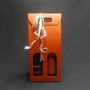 coffre cadeau vin rouge Languedoc Roussillon