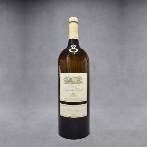 Vin Blanc Château Puech haut Saint Drézéry Prestige Languedoc Magnum 1.5L 2013