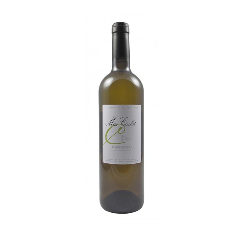 costieres-de-nimes-2014-classic-blanc-75-cl-mas-carlot