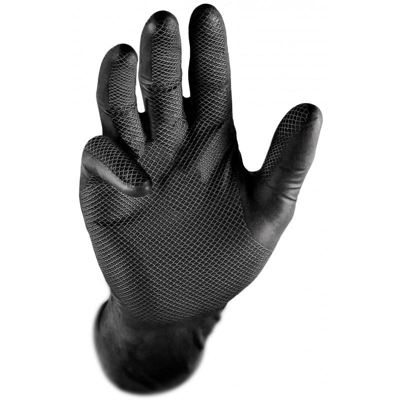 gants-jetables-en-nitrile-grippaz-noirs-50p-kraftwerk