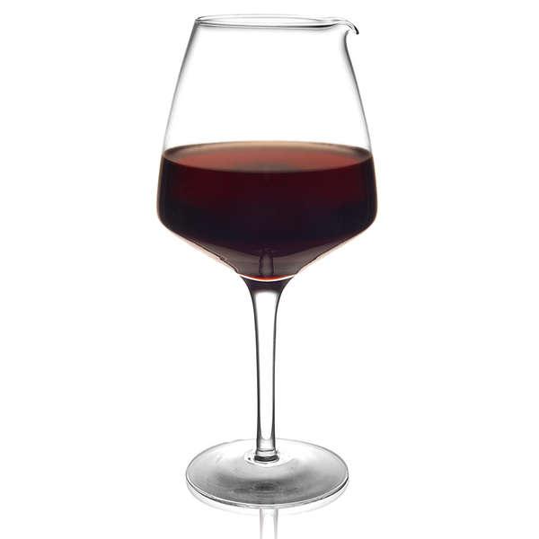 carafe verre à décanter ludi-vin