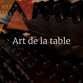 Valentin- 4 Catégorie Art de la Table