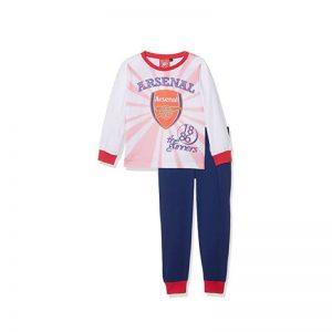Pyjama Deux Pièces Garçon Arsenal F.C. - Aykroyd's 4/5 ans