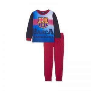 Pyjama Deux Pièces Garçon Barcelona F.C. - Aykroyd's 5/6 ans