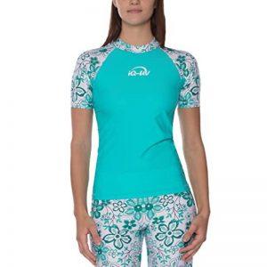 IQ Products IQ UV 230 Vêtement Anti-UV T-Shirt Femme