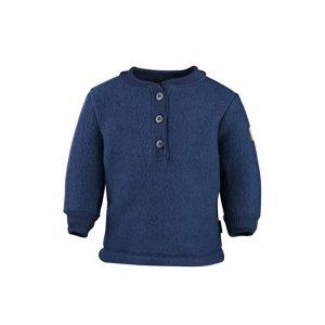 Sweat Mixte bébé - Mikk Line Baby Woll-Shirt 92cm