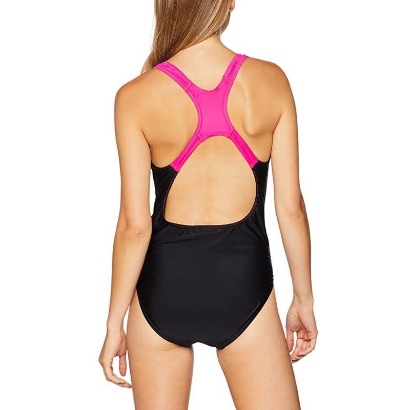 speedo-maillot-de-bain-femme-gala-logo-medalist-noir-rose-4