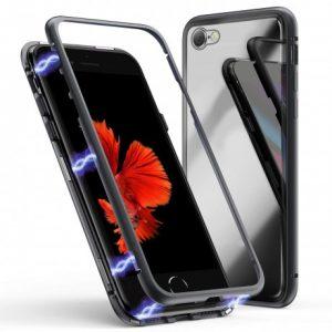 Coque Magnétique Iphone 7/8 Noir