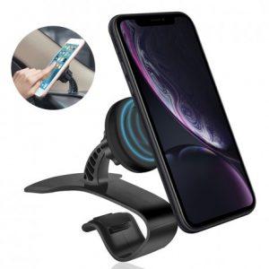 Smart Case Support Téléphone Pour Voiture Et Bureau Aimanté Universel