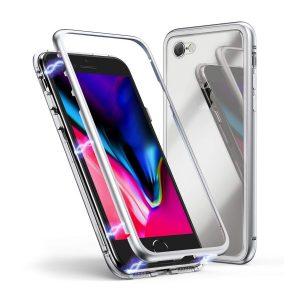 Smart Case Coque Intégrale magnétique iPhone 7/8