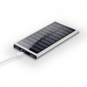 Batterie De Secours Solaire Metal