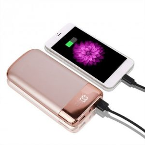 Smart Case Chargeur De Batterie Double USB