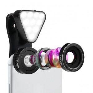 Objectif Pour Smartphone 15 niveaux
