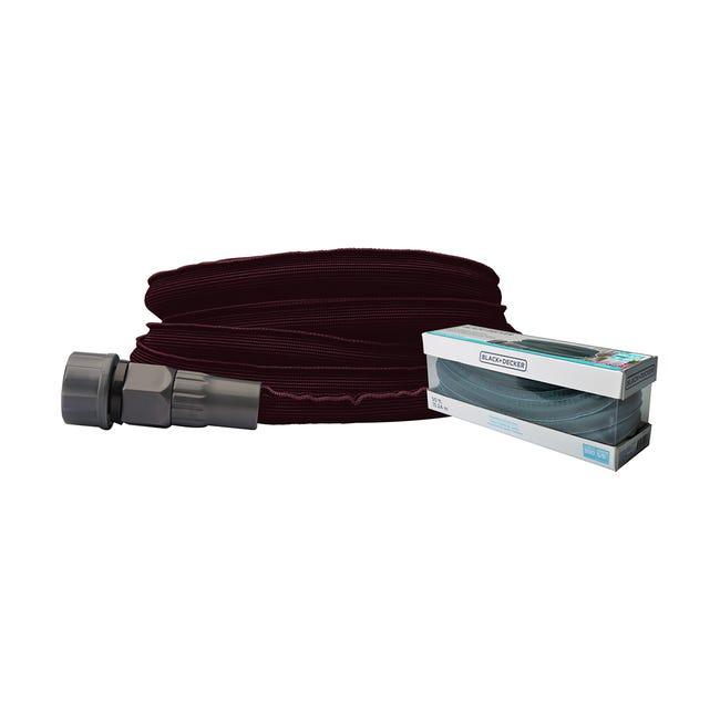 Tuyau-d'arrosage-2016088 Extensible-L.15m-Diam.10mm-BLACK DECKER