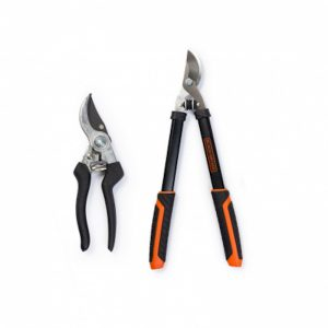 Pack de deux sécateurs BLACK&DECKER - 15,8/50,8mm